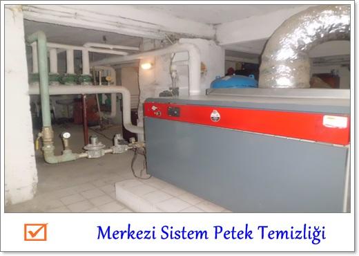 Merkezi Sistem Petek Temizliği - Merkezi Isıtma Sitemi Petek Temizliği