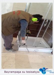 Bayrampaşa su tesisatçısı ile cihazla su kaçak bulma hizmeti