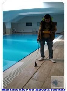 Bizimevler su kaçağı tespiti ile kırmadan su tesisatı kaçak bulma