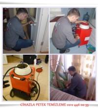 İhlas evleri petek temizliği