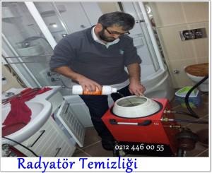 Radyatör temizliği