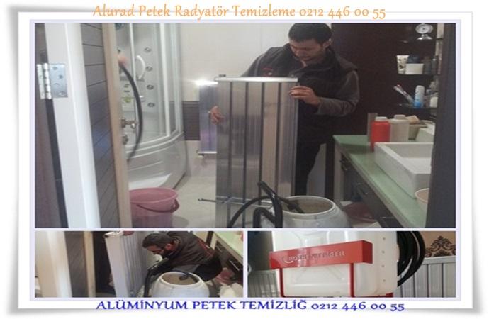 Alüminyum petek temizliği hizmeti