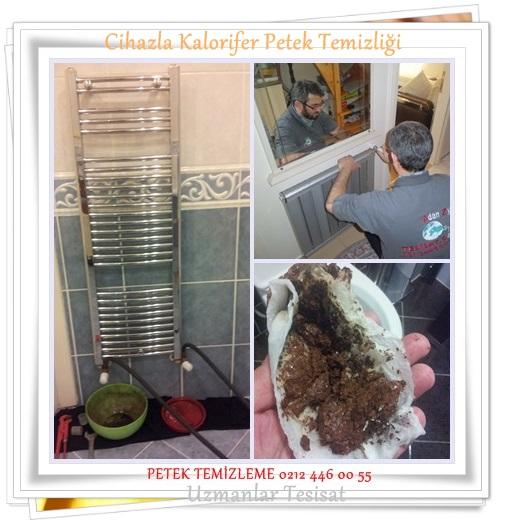 Kalorifer tesisatı petek temizliği-2