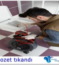 Tıkanan tuvaleti robotla açma