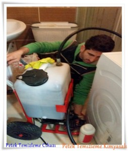 Petek Temizleme Kimyasalı ve Petek Temizleme Cihazı ile bu hizmeti sunuyoruz