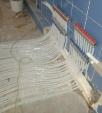 Arnavutköy yerden ısıtma tesisat temizliği