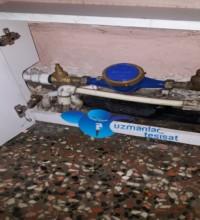 Su vanası tamir ve montaj