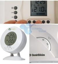 Oda termostatı ne işe yarar ?